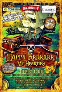 BHF Happy Arrr